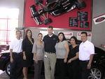 Penske Toyota BDC Team