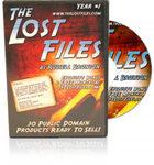 The Lost Files Public Domain Files