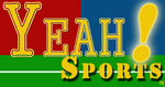 YEAH! Sports Logo