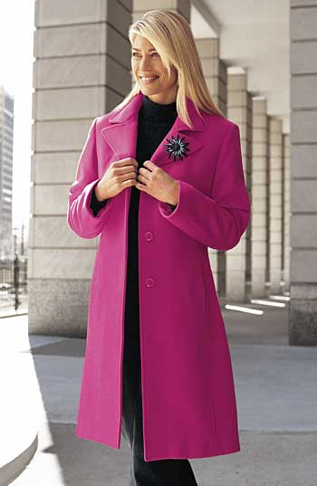 New Line of Classic Cashmere Coats at Boutiquejewels.com in time ...