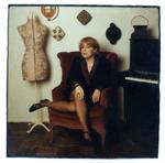 Suz Andreasen in her Manhattan Apartment