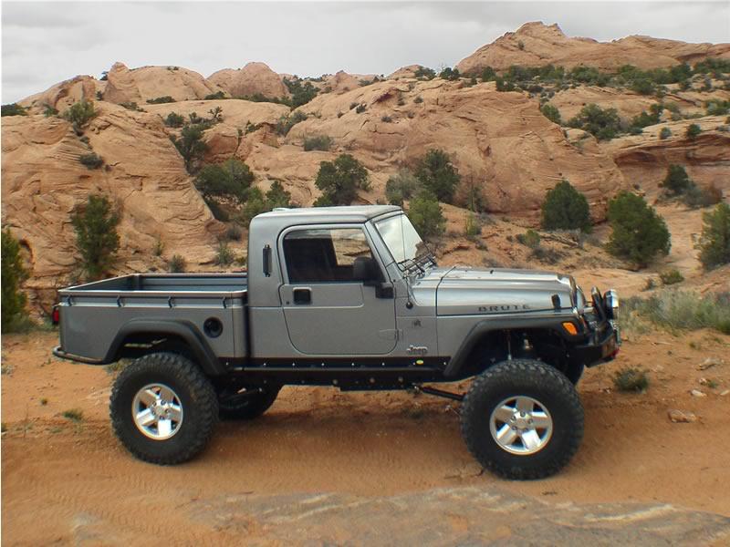 Cheaper than the Brute option - Jeep Wrangler Forum