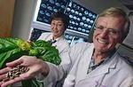 Dr. Issel with Noni Maui noni capsules