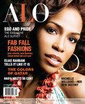 Michelle Williams ALO Cover Story