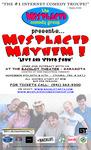 Misplaced Mayhem Poster