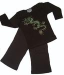 """""""Dragon"""" knitwear set"""