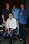 Elvis Drummer DJ Fontana with John Krondes