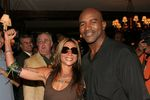 """""""Supersonic and Holyfield at the Fres Oquendo v.s. Evander Holyfield Press Conference September 7, 2006 at Gallagher's, NYC."""""""