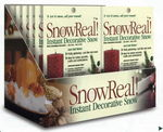 Snow Real Comes in a Variety of Sizes