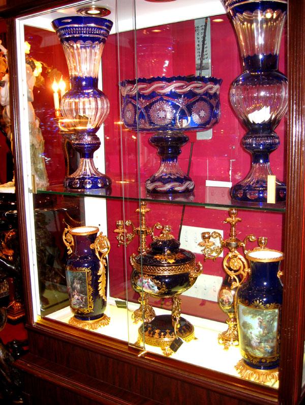 Sinclair Limoges Vases
