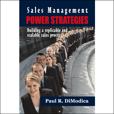 Makeup Sales on Sales Management Power Strategies     Says Most Companies Make