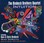 Brubeck Brothers Intuition CD
