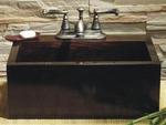 BathroomVesselSinks.com is an online distributor who has taken advantage of the vessel sink trend.