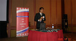 Patric Chan speaking for World Internet Summit 2005 last year