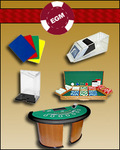 Whale level blackjack kit from Executive Gaming Monthly