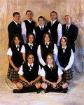 Front row: Alyssa F, Caroline L; Second row: Kaitlyn M, Monica T, Elizabeth O, Marina F; Third row: Mike B, Gregory Dewayne B, Timothy M, Todd S, Tyler C.