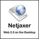 NetJaxer 2.0 - Web 2.0 Distribution Service, Application Launcher for Windows