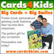 Beat the Holiday Rush with Free Shipping at Cards4Kids