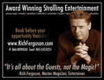 Rich Ferguson is the Host of the Official Poker DVD Series!
