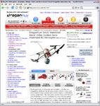 Draganflyer SAVS Page