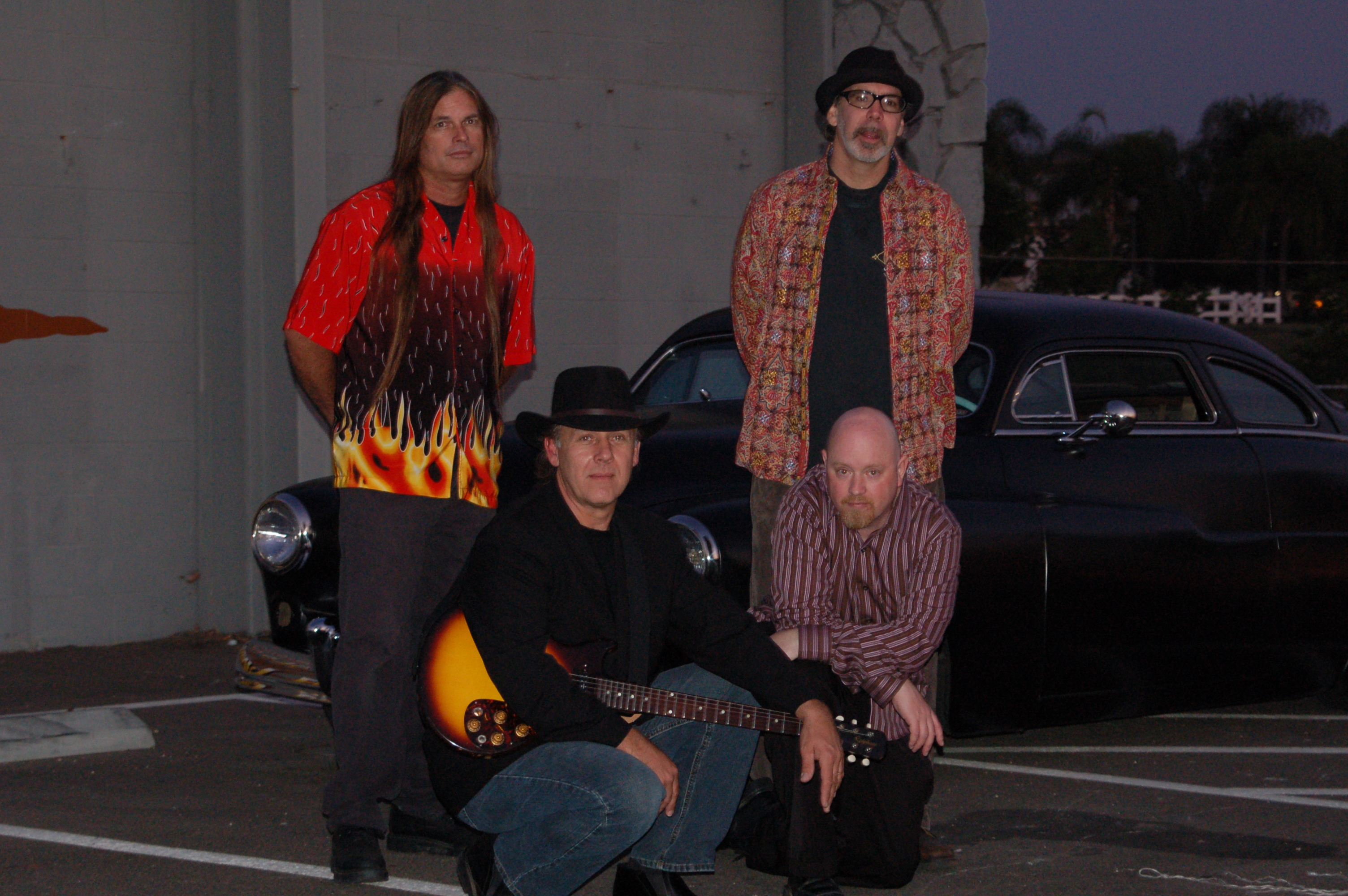 The Barnburners Blues Band Coming to The Press Restaurant