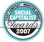 Social Capitalist Award logo