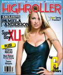 HIGHROLLER Magazine Interviews Pamela Anderson