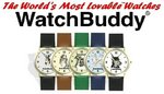WatchBuddy - Two Tone - Deluxe Watch
