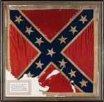 Gen. J.E.B. Stuart's Personal Flag