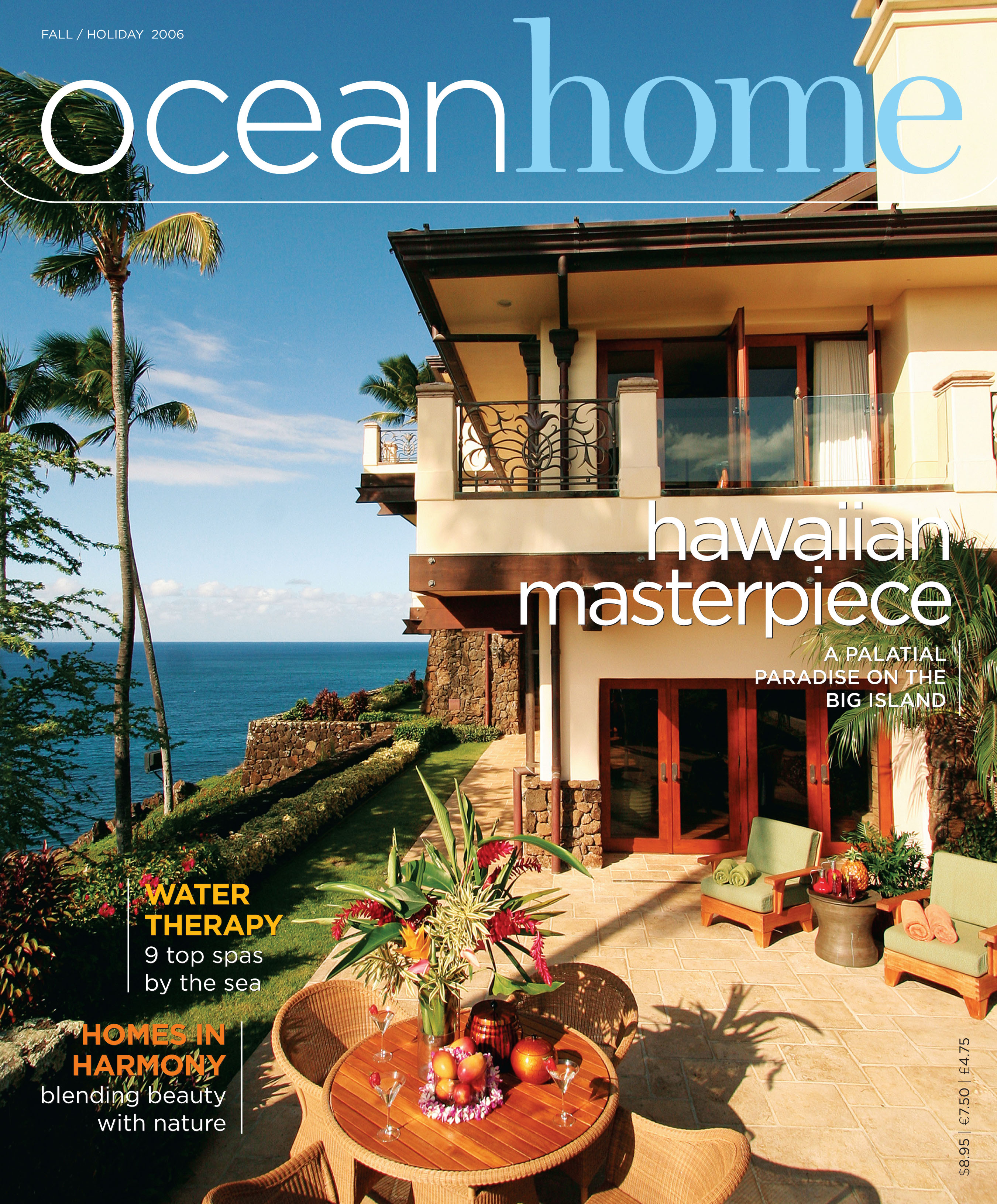 Now Available Fall 2006 Issue Of Ocean Home Magazinepictured Cover Of Fall 2006 Issue Of Ocean Home Magazine Www Rmsmg Com For A Sample Issue