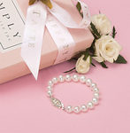 Simply Tiffany Taite, Inc. -LuLu Genuine Pearl Bracelet