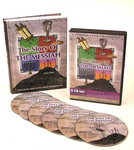 """The Story of the Messiah,"" a beautiful and inspirational interpretation of the life of Christ in a six-CD audio set, is now available from Sine Ministries."