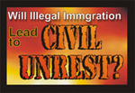 Experts On  Civil Unrest Due To Illegal Immigration: Video News Blog (8 min)