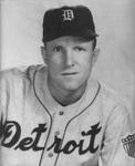 Eddie Mayo, 1945 Detroit Tigers