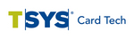 TSYS Card Tech logo