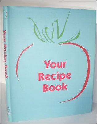 how to make a recipe book on the computer