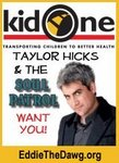 Taylor Hicks, the Soul Patrol and Kid One Transport Unite