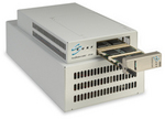 Surf's SurfRider/AMC-EVM, utilizing TI's C6455 and C6454 DSPs, reduces development time and expense by allowing developers to optimize system parameters efficiently from the desktop