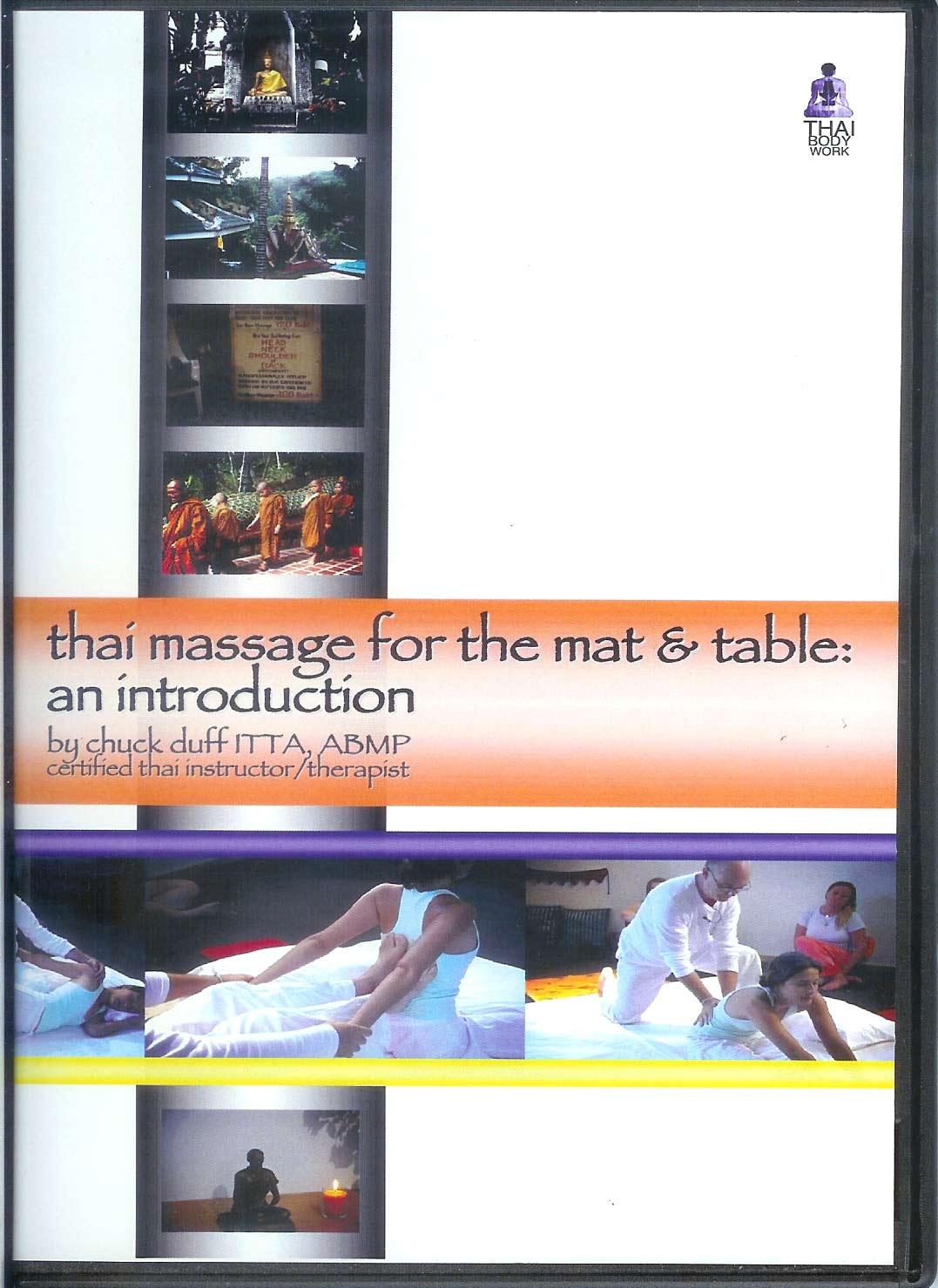 thai massage introduction table chuck bjhde