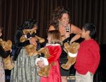 Marissa Winokur and Help Group Children