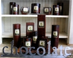 """If You Can't Eat it Burn it!  Chocolate Flower Farm launches new candle division with the acquisition of a distinctively different """"Essence of Chocolate"""" candle."""