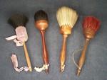 Four Shaker Brushes