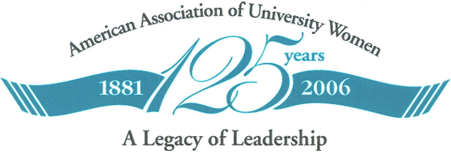 AAUW 125th Anniversary Logo