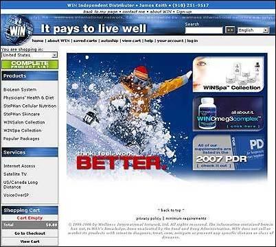 Wellness International Network, Ltd  Expands Repeat Consumer