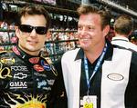 Jeff Gordon and Chip Foose