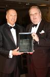Stephen Drezen, left, of Portfolio Properties Group Receives 5-Star Award For Best Real Estate Website in the USA
