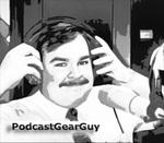 PodcastGearGuy Logo
