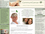 CommuniCancer.com, a new website designed to help meet the emotional needs of cancer patients, cancer survivors, and their families.
