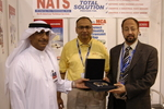 NATS Inc. recognized as the Middle East Security Exhibition in Bahrain