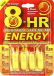 Mr Energy 8-HR Energy 4ct Blister card